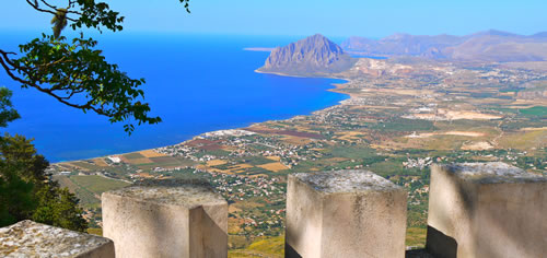 Recommended itineraries in Trapani province