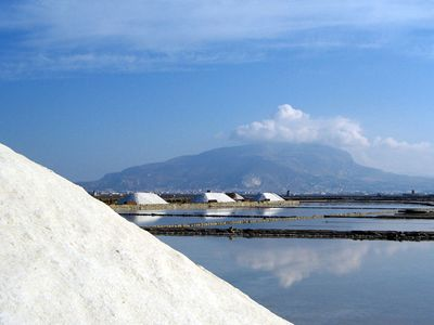 Salt Pans of Trapani and Marsala: a place of the heart
