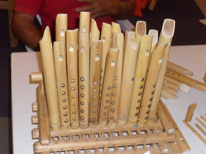 Flauti fatti a mano