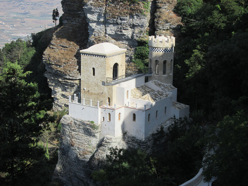 Pepoli Tower in Erice renewed