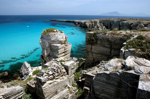 Sea of Favignana