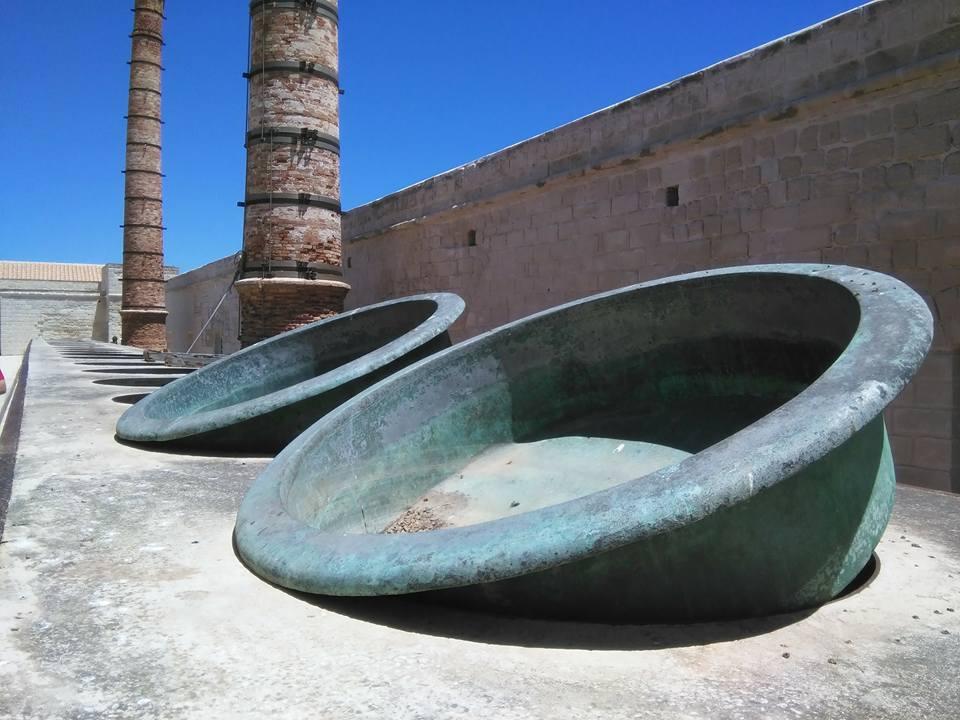 Ex factory museum Florio Favignana