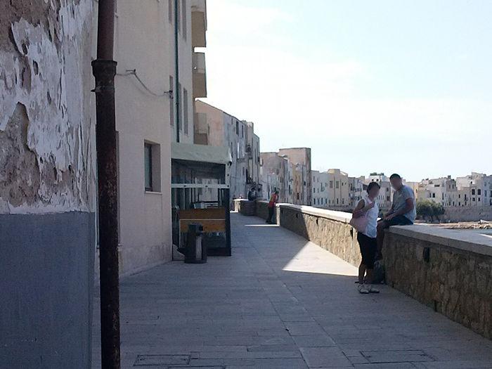 Mura Tramontana Trapani