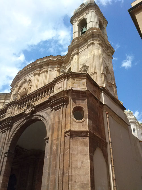 Bell Tower Cathedral Trapani