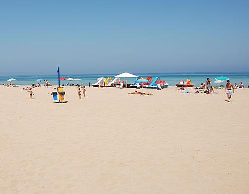 Beach of San Giuliano