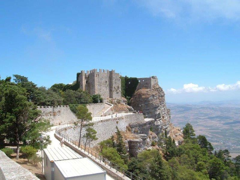 Castle of Venus: Erice