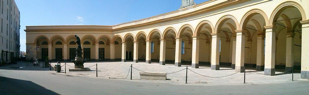 Piazza ex mercato del pesce Trapani
