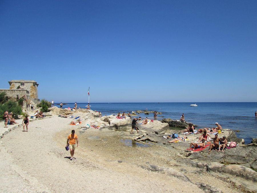 Spiaggetta San Liberale