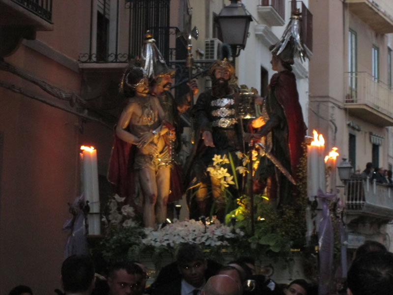 mysteries procession trapani