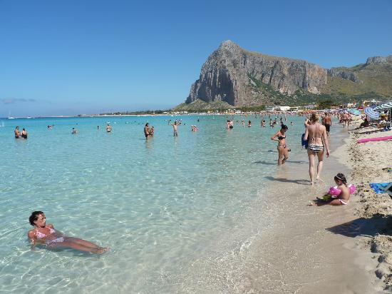 Beach of San Vito lo Capo
