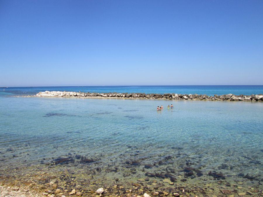 Spiaggia Trapani