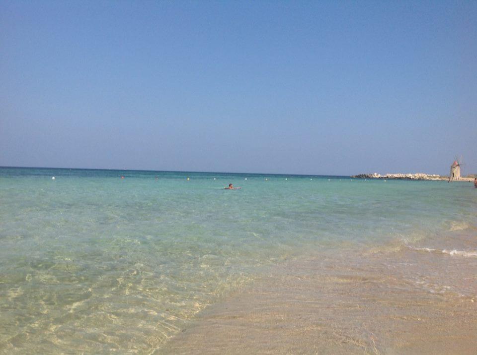 Seaside in Trapani