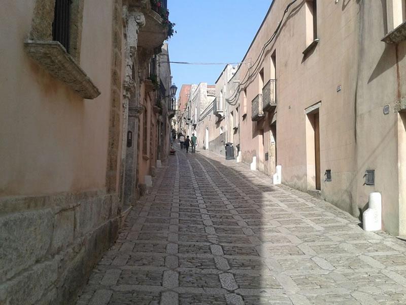 streets of Erice