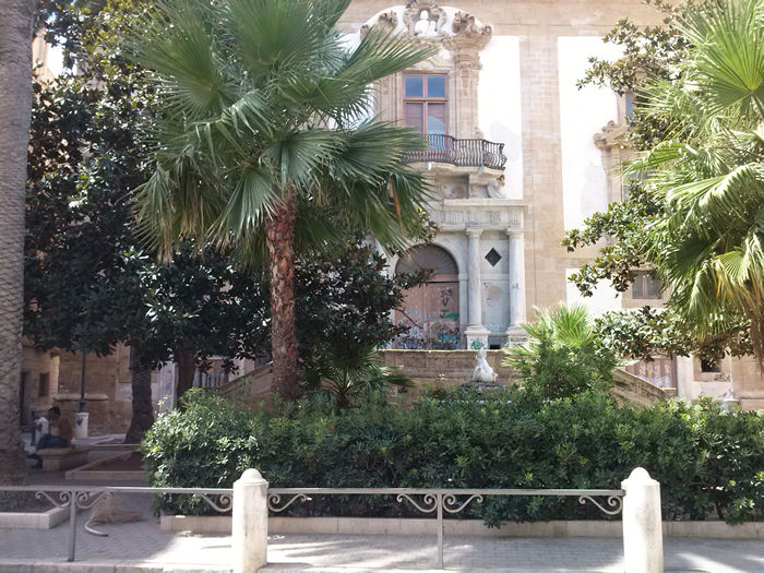 Ospedale vecchio Trapani