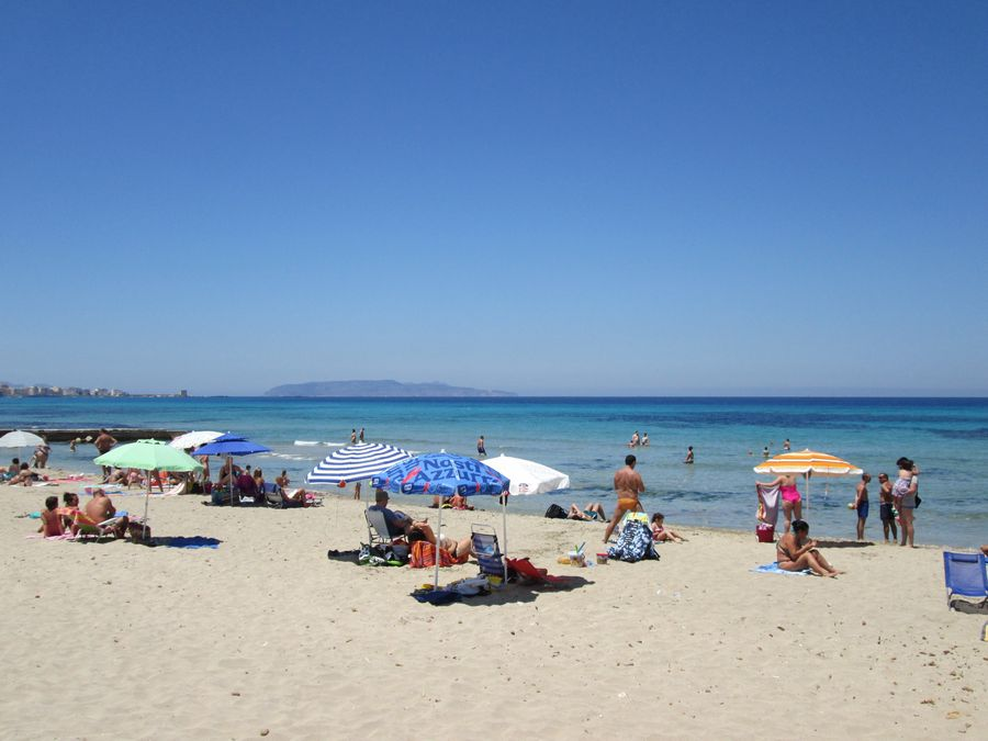 Spiaggia di Trapani
