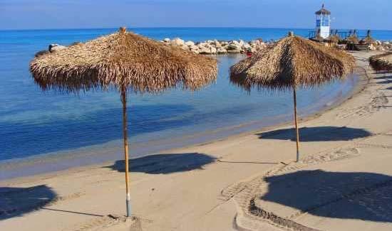 Beach of Trapani