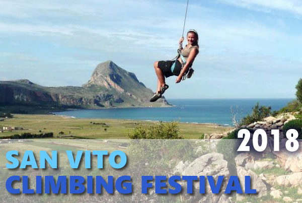 10 years of Climbing Festival in San Vito lo Capo