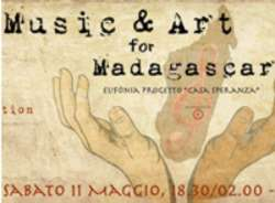 11 Maggio Music and art for Madagascar By Eufonia