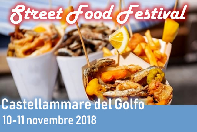 1° Street Food Festival a Castellammare del Golfo