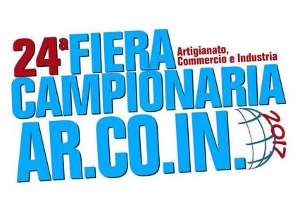 24° Arcoin 2017 - fiera campionaria a Trapani