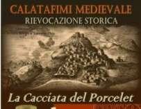 25 e 26 Maggio, Cacciata del Porcelet, a Calatafimi
