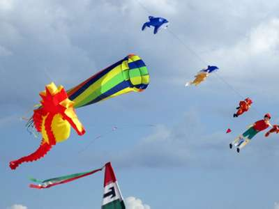 6th International Kite Festival
