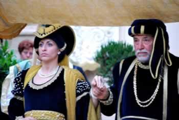 9° Corteo Storico di S. Rita a Castellammare