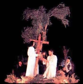 A  Buseto Palizzolo per la Via Crucis