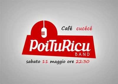 At Cafe Cucece '.. Poiturico! In Castellammare