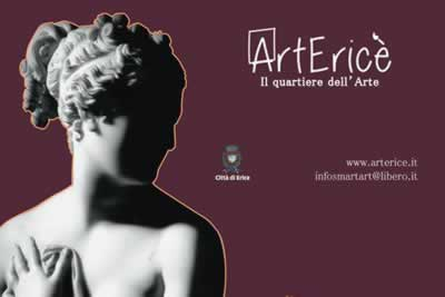 ArtEricè - the artistic quarter in Erice