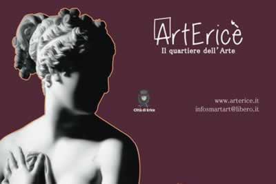 ArtEricè - il quartiere dell'arte ad Erice