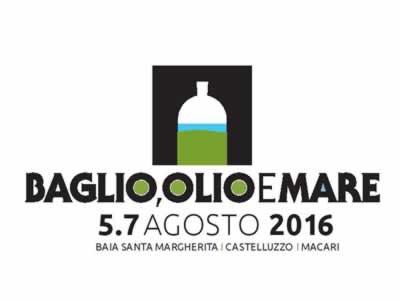 Baglio, Olio e Mare 2016 a San Vito lo Capo