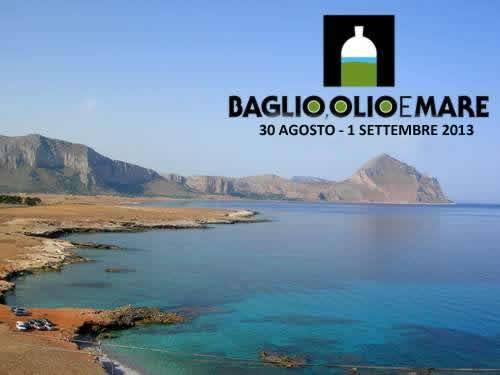 Baglio, olive oil and sea in San Vito Lo Capo