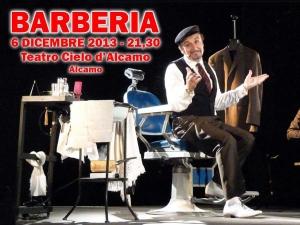 Barberia al Teatro Cielo d Alcamo