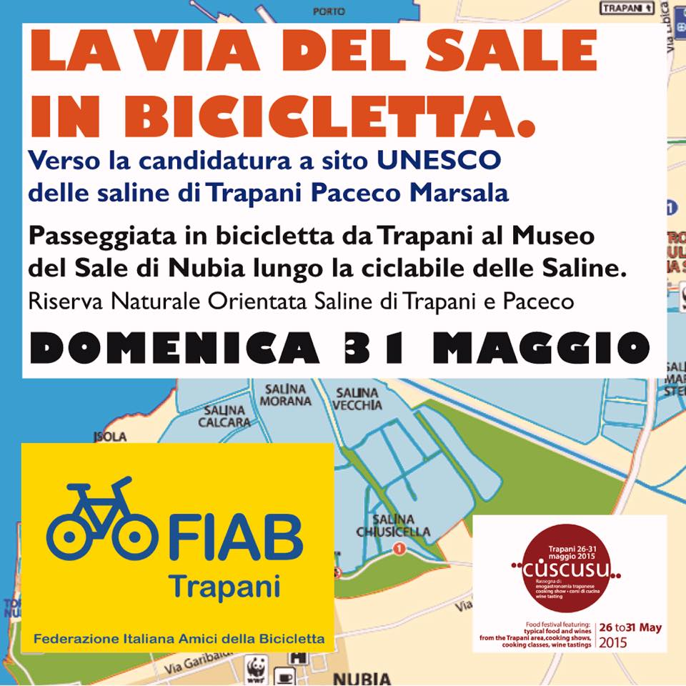 La via del Sale in Bicicletta
