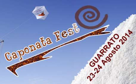 Caponatafest a Guarrato