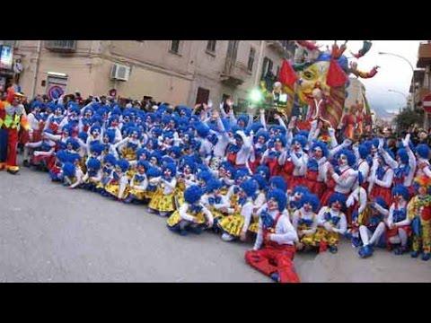 Carnevalata 2018 a Paceco