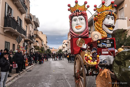 2019 Carnevalata in Paceco