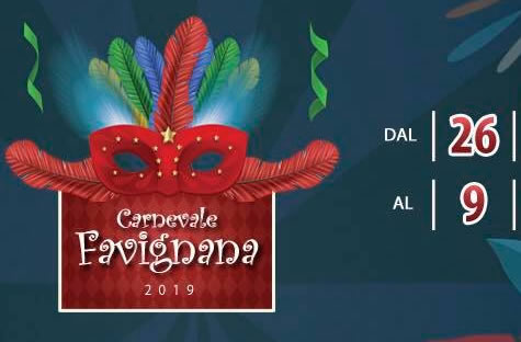 Carnival 2019 in Favignana and the Egadi