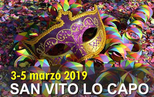 Carnevale 2019 a San Vito lo Capo