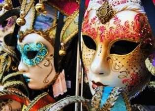 Carnival in Favignana