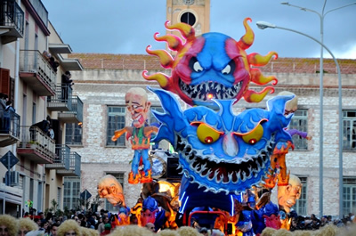 Carnevale a Paceco 2016