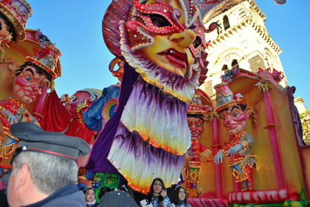 2015 Carnival in Paceco