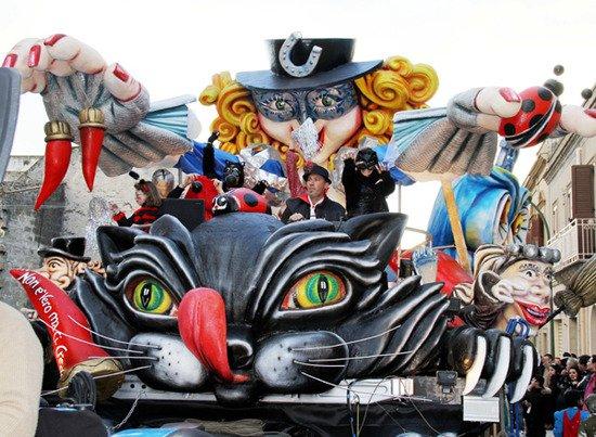 2016 Carnival in Valderice