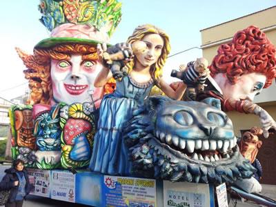 Carnevale di Valderice 2017