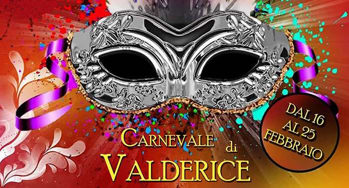 Carnivali in Valderice 2020