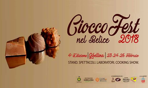 2018 Ciocco Fest in Gibellina