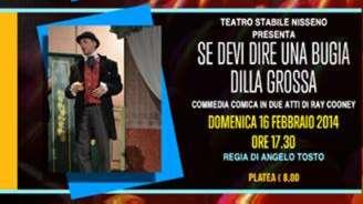 Commedia comica al Teatro Impero di Marsala