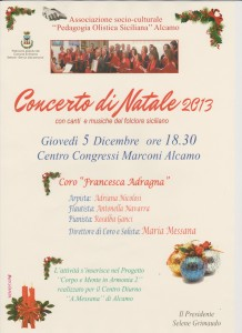 Christmas Concert in Alcamo