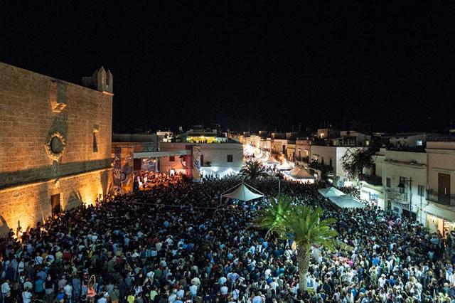 Pooh concert tribute in San Vito Lo Capo